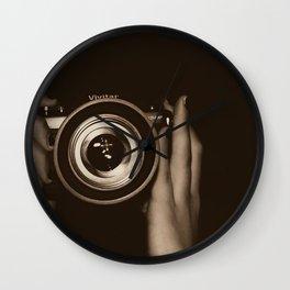 Vivitar  Wall Clock