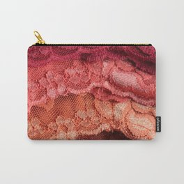 Rainbow Lace Carry-All Pouch