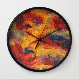 Abstract17 Wall Clock