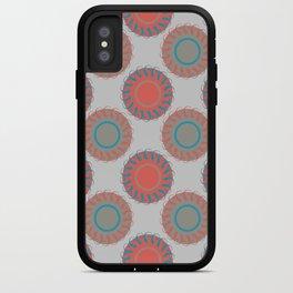 Paisley Circle iPhone Case