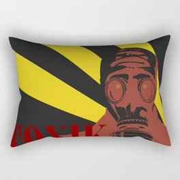 Toxik / Toxic / Toxique Rectangular Pillow