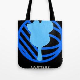 *FOR DARK SHIRTS* WDW Kingdomcast - Classic logo Tote Bag