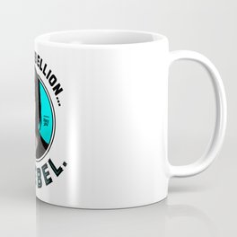 I Rebel. Jyn Erso, Rogue One. Coffee Mug