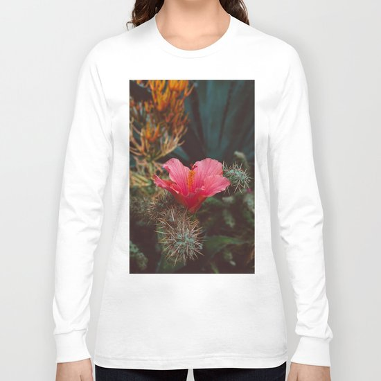 California Bloom III Long Sleeve T-shirt