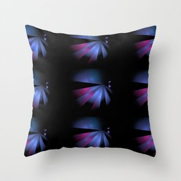 Fantasy birds Throw Pillow
