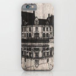 In Bruges, Belgium iPhone Case