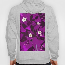 Bouganvilla delight Hoody