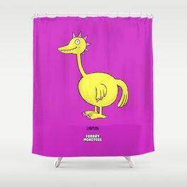 Lolliplonk Shower Curtain