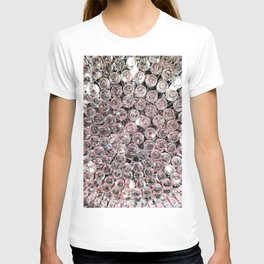 Pale Pink Crystals T-shirt