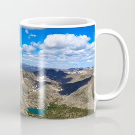 Above the World Coffee Mug