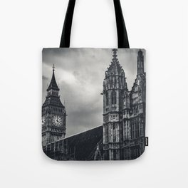 Palace of Westminster Tote Bag