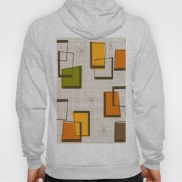 Rectangles and Stars Hoody