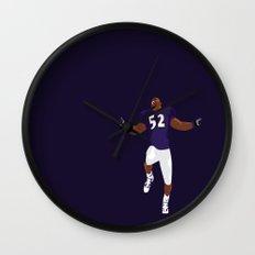 Pumped up Wall Clock