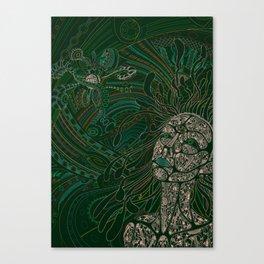 Precognition v04 Canvas Print