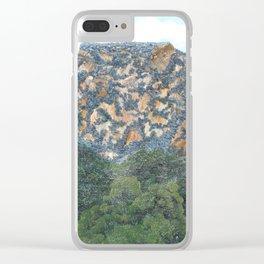Mt. Walsh in Biggenden Queensland Clear iPhone Case