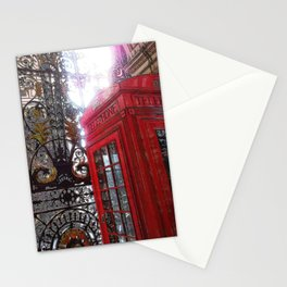 Hello London Stationery Cards