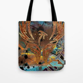 Rebirth of the Phoenix Tote Bag