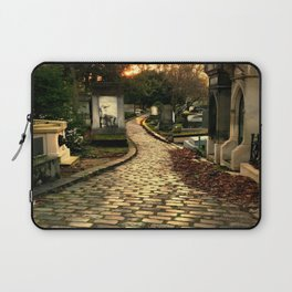 Pere Lachaise Cemetery Laptop Sleeve