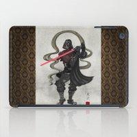 darth iPad Cases featuring Darth Samurai by happiestfung