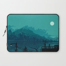 Dark Harbor Laptop Sleeve