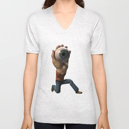 Successful Retrieval Unisex V-Neck