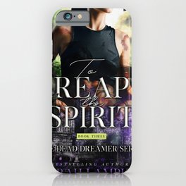 To Reap the Spirit iPhone Case