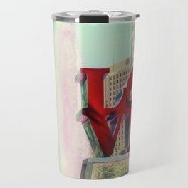 Philadelphia Love Travel Mug