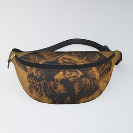 Turkey in The Straw DPPA150606 Fanny Pack