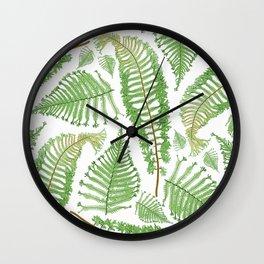 Ferna Wall Clock