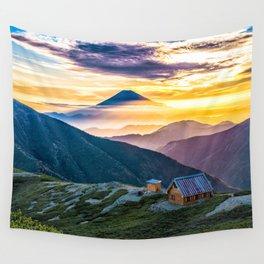 Mt Fuji I Wall Tapestry