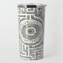 Trilolith Maze Travel Mug