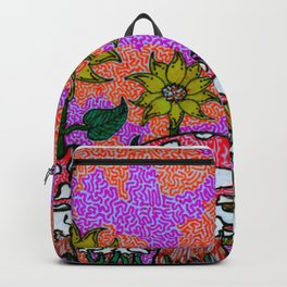 Sunset Psychedelia Backpack
