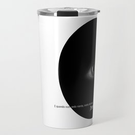 Black Eye Travel Mug