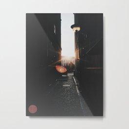 """The Light"" Metal Print"