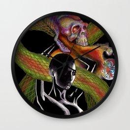 D&D Creation Wall Clock
