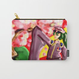 One Thousand Cherry Blossoms Carry-All Pouch