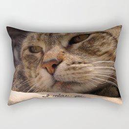 I miau you Rectangular Pillow