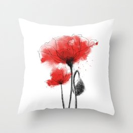 I will remember you Throw Pillow