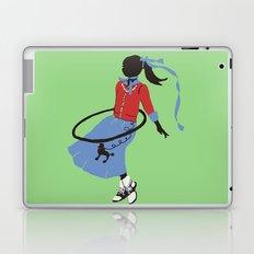 Poodle Skirts, Bobby Socks and Hoola Hoops Laptop & iPad Skin