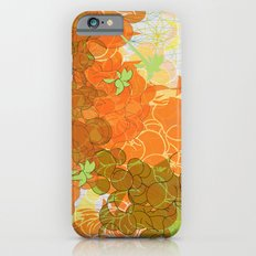 vegetal growth Slim Case iPhone 6s