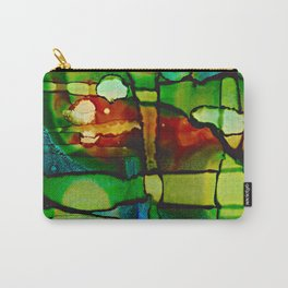 Deep Sea Impressions Carry-All Pouch