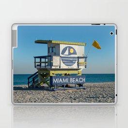 Miami Beach, Bringing the Heat Laptop & iPad Skin