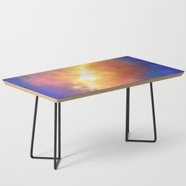 ColorBurst Coffee Table