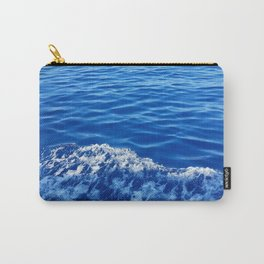 Maltese Sea Carry-All Pouch