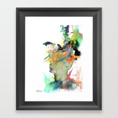 Orca Magic Framed Art Print