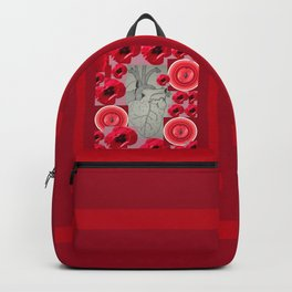 Corazon 2 by Beth Vallory and Julia Woodman Backpack
