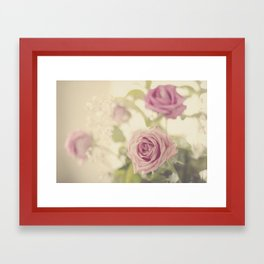 It's The Little Things That Count Framed Art Print