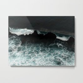 tropical storm Metal Print