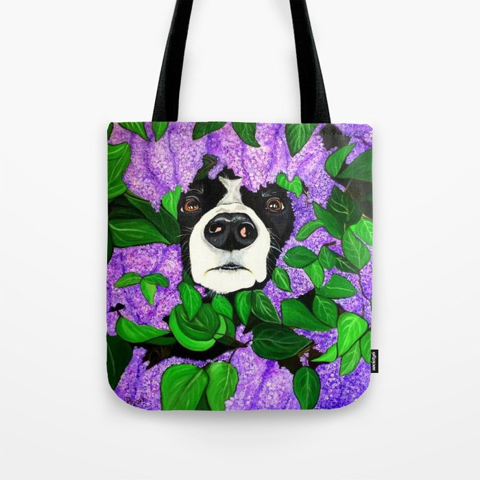 """""""Must Love Dogs"""" Tote Bag"""