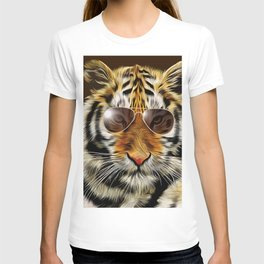 In the Eye of the Tiger T-shirt